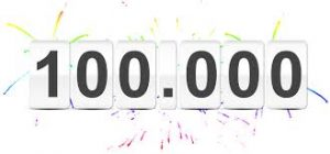 Superati i 100.000 accessi al sito del Comune !!!