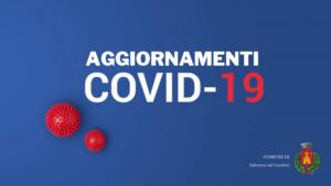 Aggiornamenti COVID-19 al 26 aprile