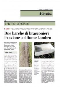 ARTICOLO BRACCONIERI