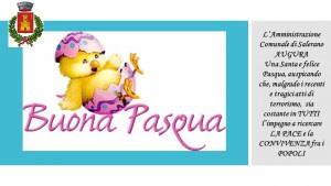 BUONA PASQUA CARD