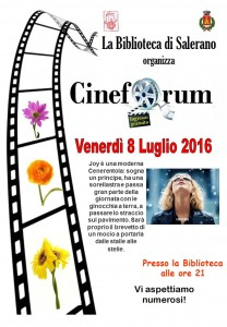 CINEFORUM JOY