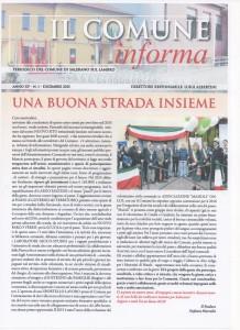 COMUNE INFORMA PRIMA PAGINA 001