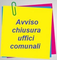 chiusura-uffici-comunali