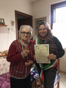 Incontrando i 90enni (II): Caterina e Albertina