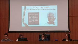 Conferimento della cittadinanza Onoraria alla Senatrice Liliana Segre