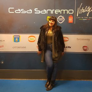 Un giovane talento di Salerano a Sanremo