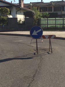 Manutenzione alle caditoie stradali
