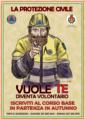 DIVENTA VOLONTARIO DI PROTEZIONE CIVILE