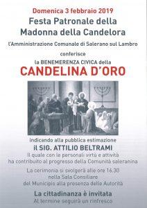 Festa patronale Madonna della Candelora - programma