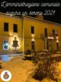 L'amministrazione comunale augura un sereno 2021
