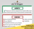 NUOVE disposizioni fino al 17 Maggio (3)