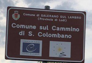 La via di San Colombano