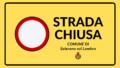 Chiusura via Trento e Trieste venerdì 8 ottobre