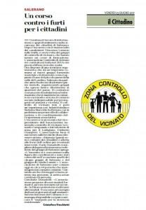 articolo cittadino 23 Giugno