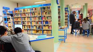 Chiusura biblioteca per lavori di manutenzione