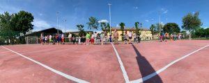 Inaugurato il nuovo campo CALCETTO