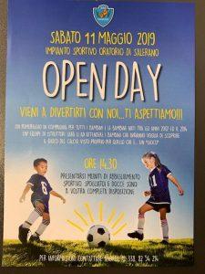 Open day CALCIO a Salerano