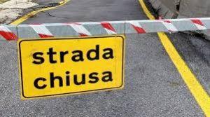Chiusura via Italia per lavori stradali