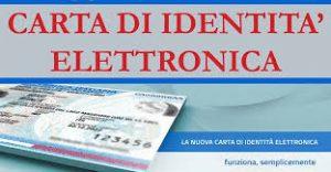 CARTA IDENTITA' ELETTRONICA
