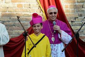 Il Vescovo Maurizio arriverà l' 11 febbraio per la messa domenicale