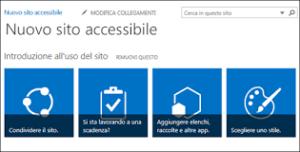 Il nuovo sito del Comune è diventato accessibile e interattivo