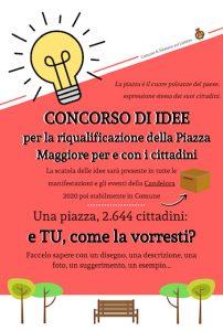 Concorso di IDEE per la rinnovare Piazza Maggiore