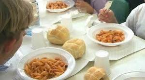 Il menù scolastico-incontro aperto ai genitori