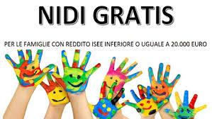 NIDI GRATIS- Anche a Salerano le famiglie potranno accedere al bonus regionale