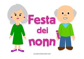 Festa dei Nonni: medaglia ai Novantenni !