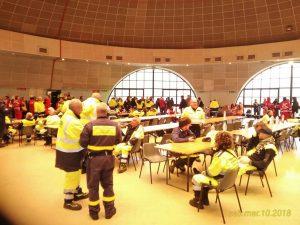 Un sabato di esercitazione per la Protezione Civile di Salerano