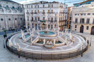 Viaggio a Palermo in marzo 2019 con la biblioteca comunale