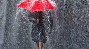 Allerta meteo per precipitazioni intense