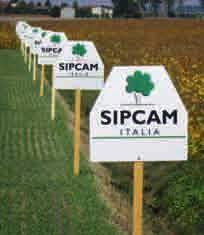 Piano Emergenza Esterna relativo alla SIPCAM
