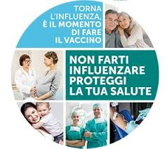 Prenotarsi per il VACCINO antinfluenzale